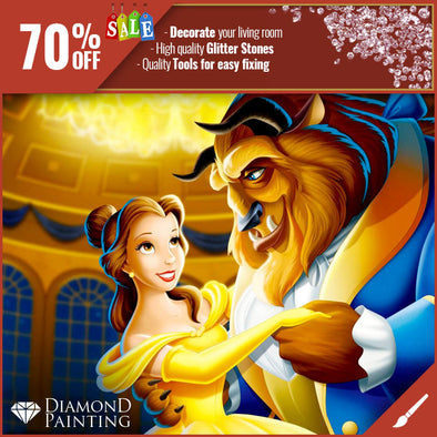 Beauty And The Beast 1 - Disney Collection