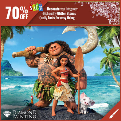 Moana - Disney Collection