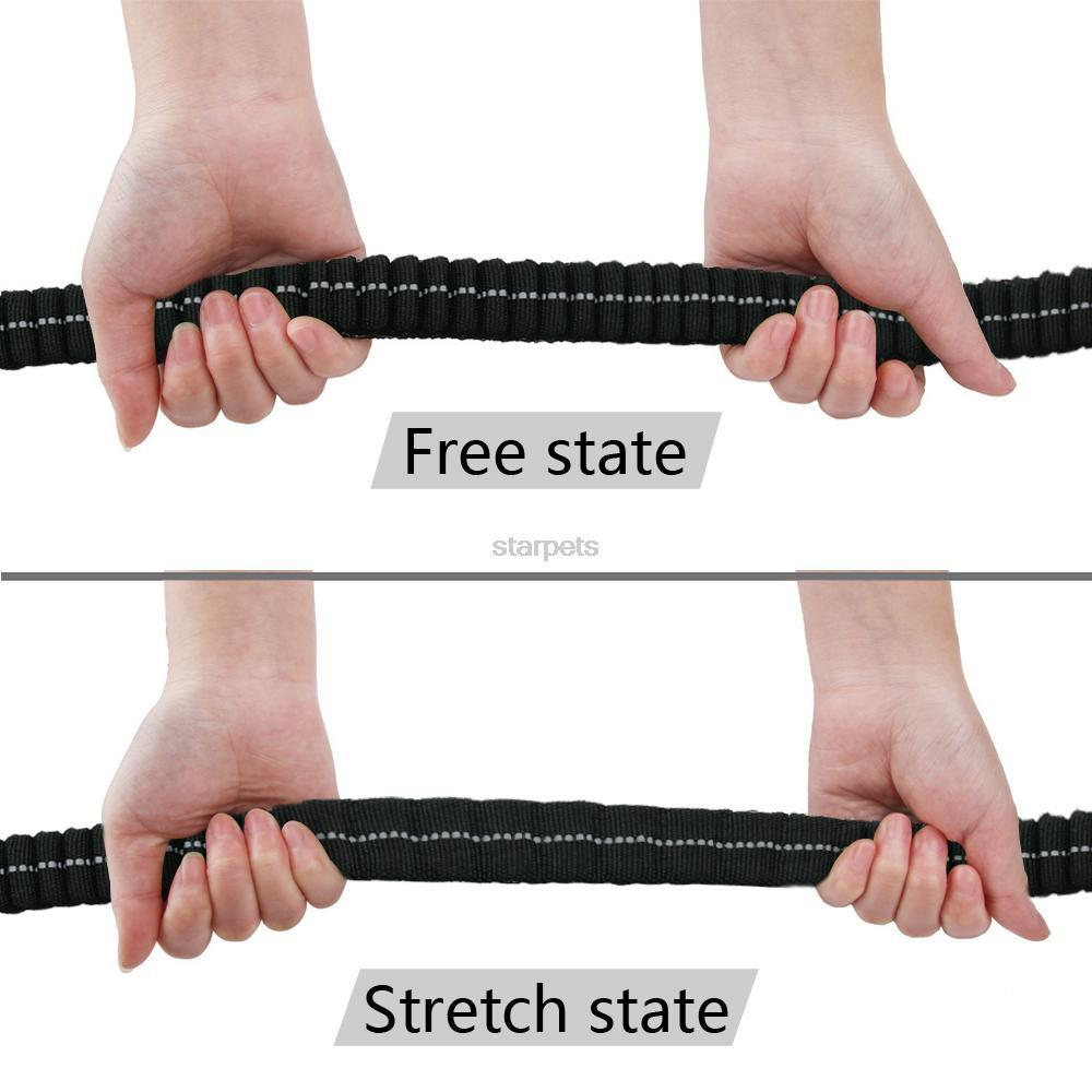 Anti Pull Dog Lead Stretched