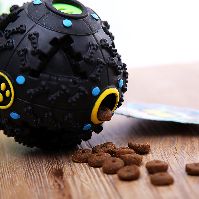 IQ Treat Dog Toy Food Dispensing Ball