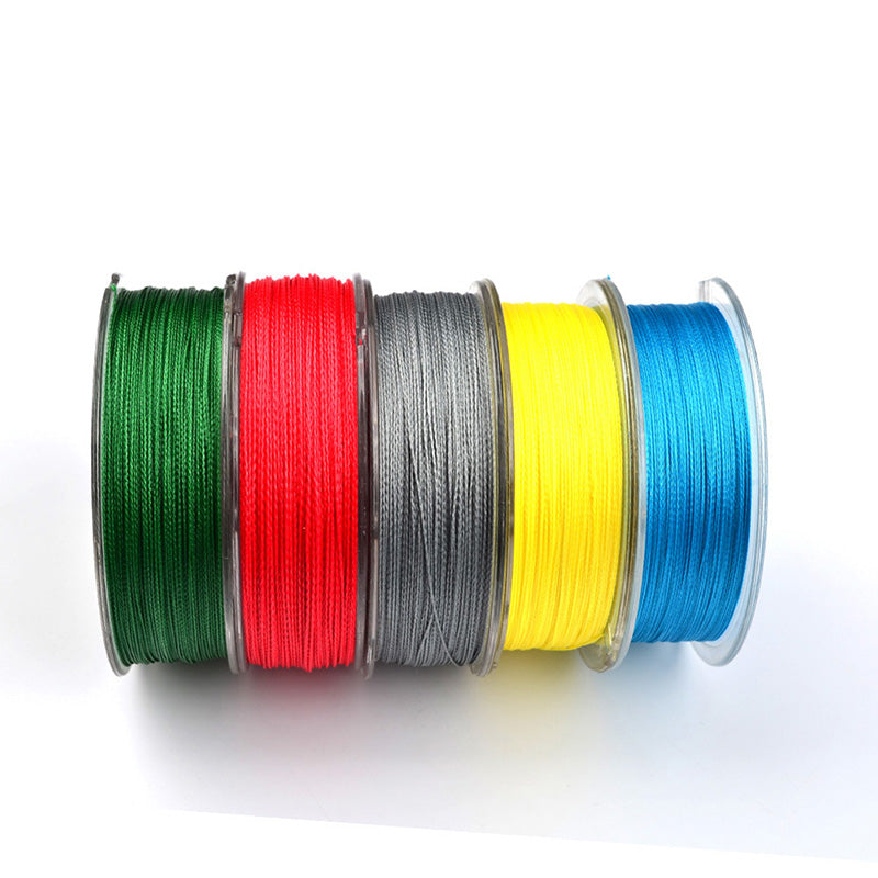 Braided Multifilament Floating Fishing Line