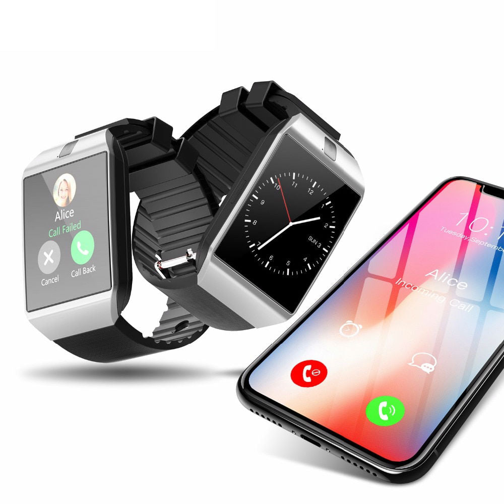 Anti-lost  Wearable Bluetooth Smart Watch
