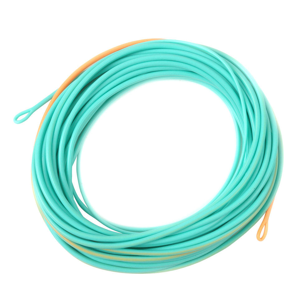 20FT-25FT 300GR-650GR Shooting Head Fly Line With 2 Welded Loops