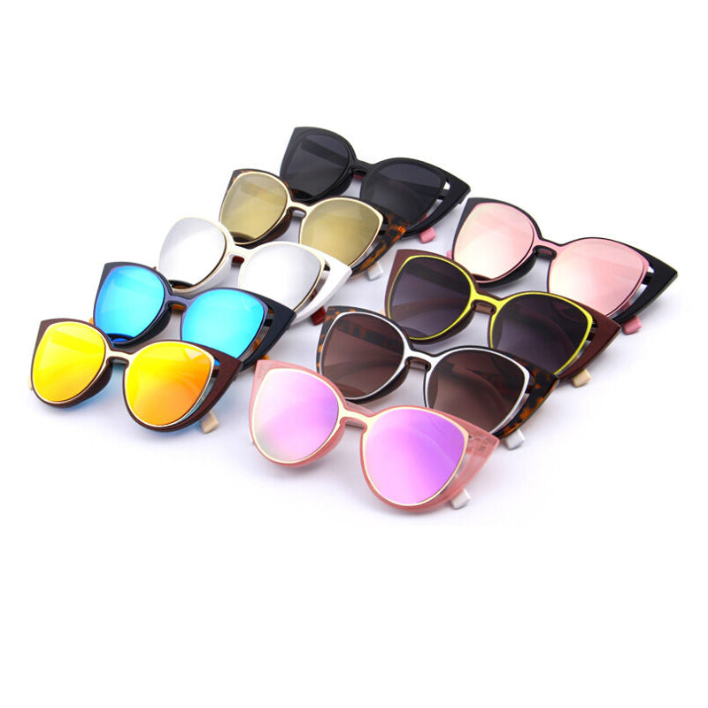 Cat Eye Retro Sunglass