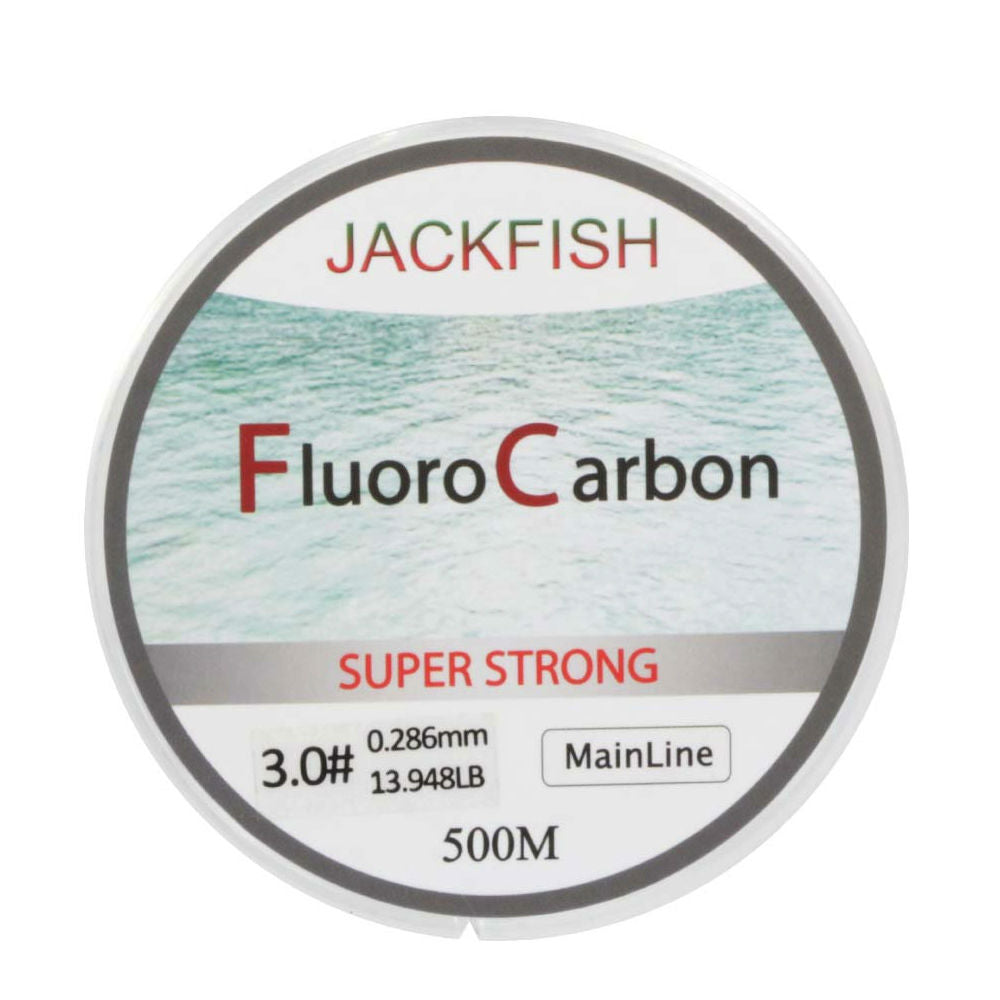 500M  Super Strong Fluorocarbon Fishing Line