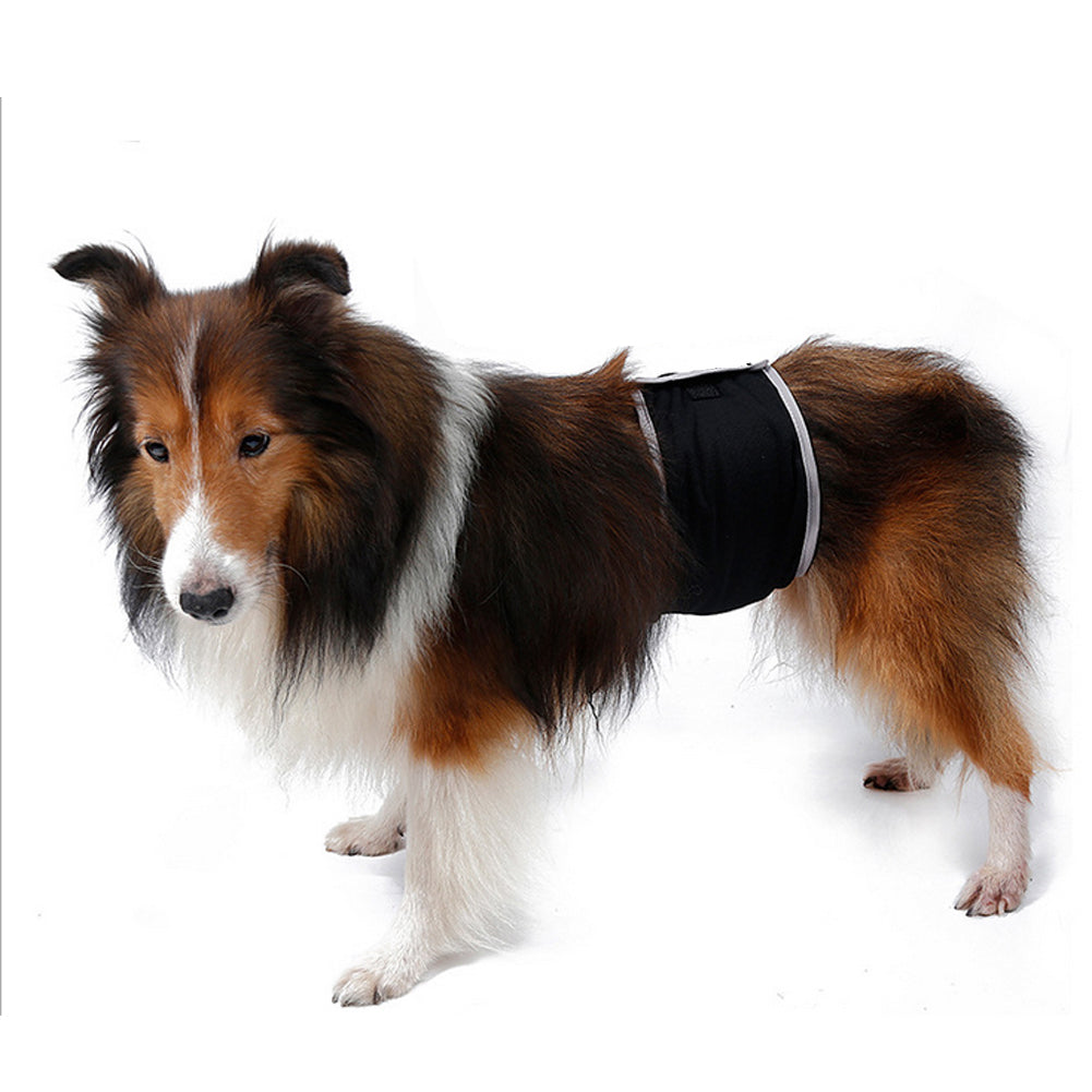 Comfortable Male Dog Toilet Training  Belly Band