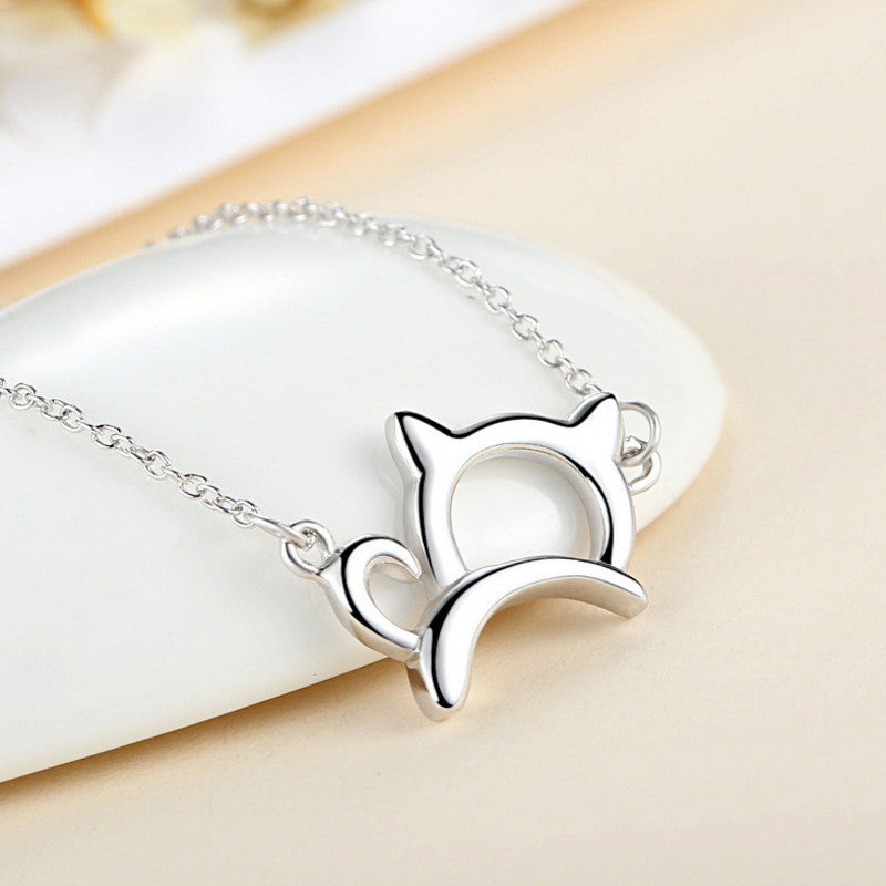 Cute & Lucky Cat Necklace