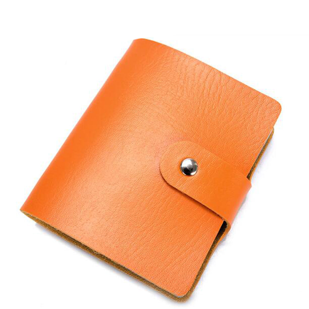 Leather hasp business credit card holder for women shopinux leather hasp business credit card holder for women double click for enlarge reheart