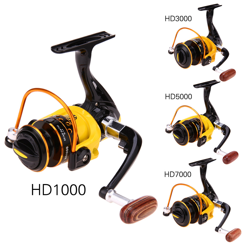 Fly Fishing Aluminum Spinning Reel