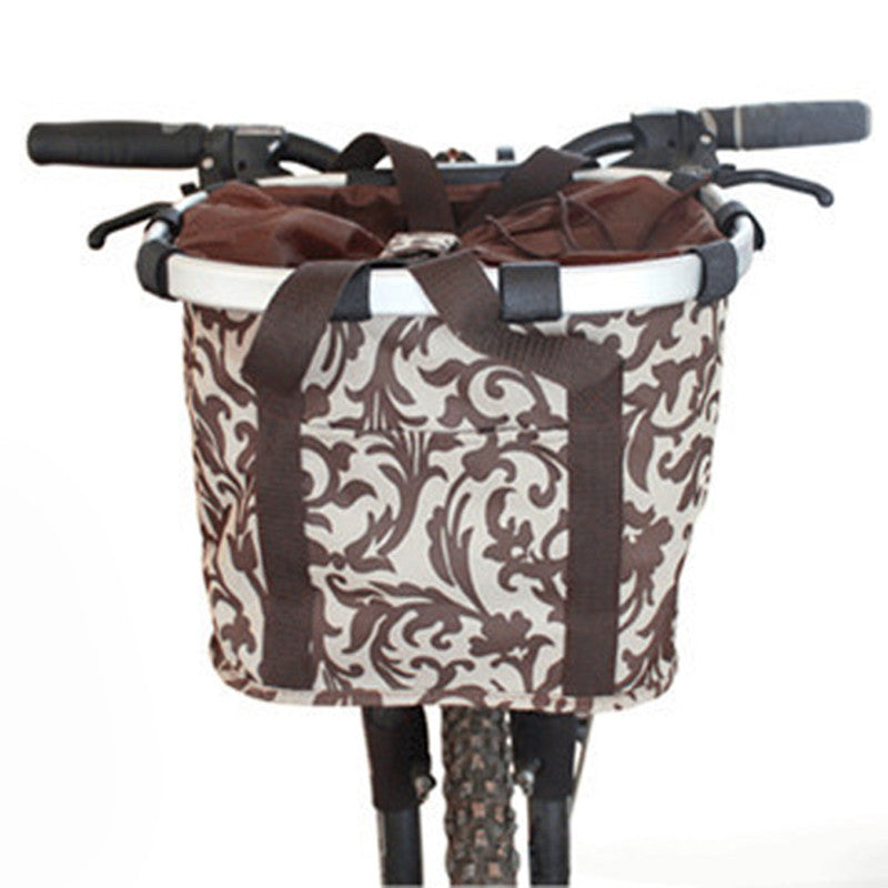 Breathable & Comfortable Bicycle Pet Carrier