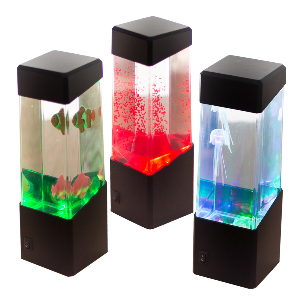 Beautiful Jellyfish Aquarium Light