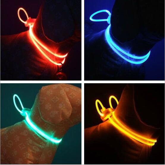 Luminous Safety LED Flashing Dog Collar