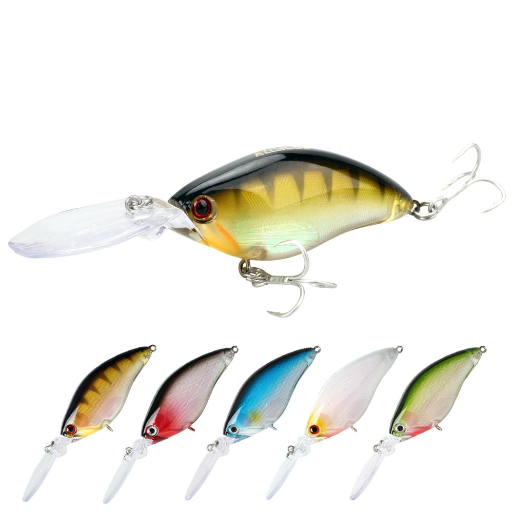 17.8g Floating Deep Diving Crankbait Lures