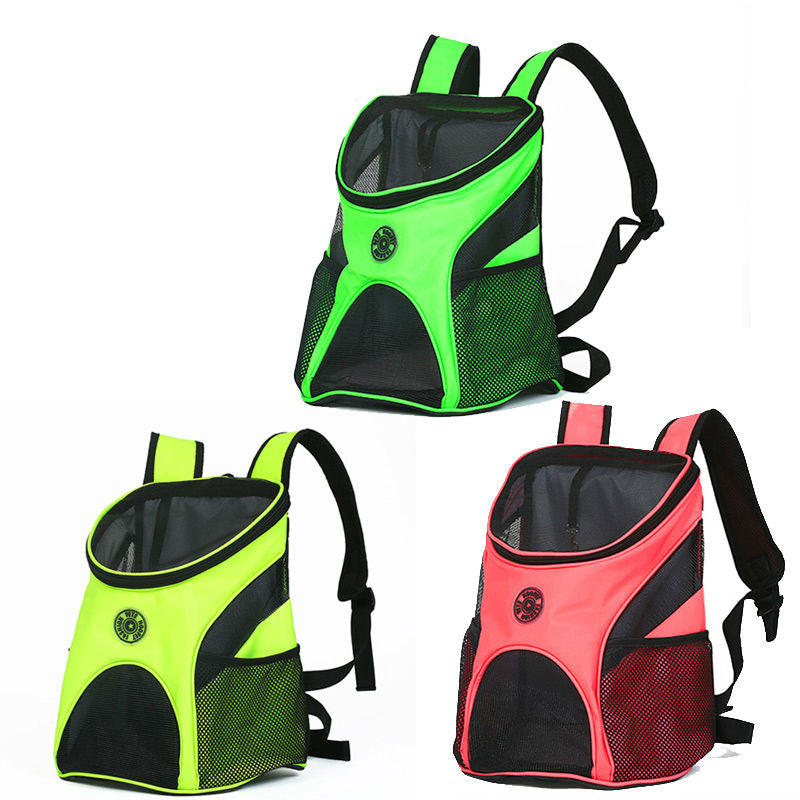 Comfortable Outdoor Pet  Carrying Shoulder Backpack