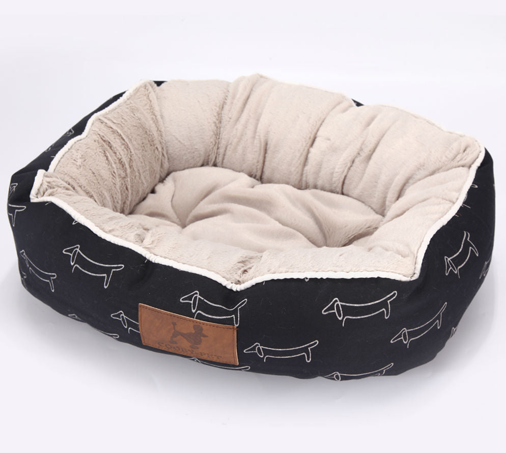 Breathable Soft & Durable PP Cotton Pet Bed