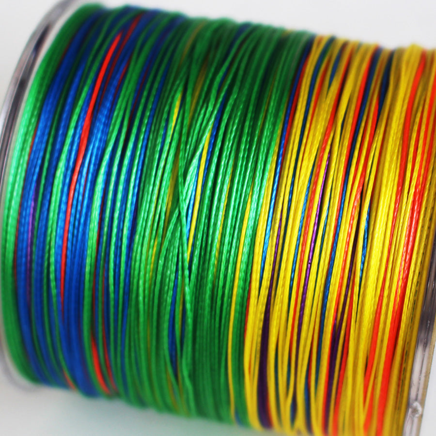 8 Strands Super Strong Multi Color Braided Fishing Line