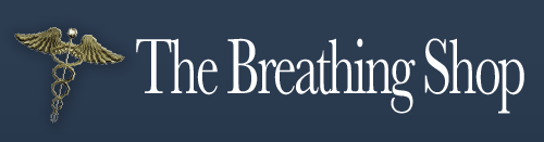 The Breathing Shop Logo