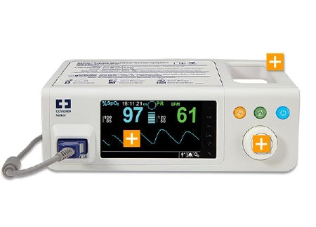 Pulse Oximeter Nellcor™ AC Power / Battery Operated Audible and Visual Alarm