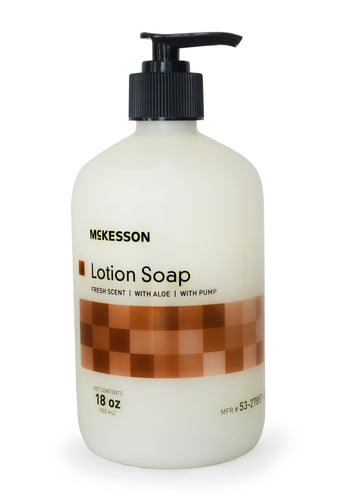 McKesson Gentle Lotion Soap
