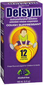 Delsym® Cough Relief