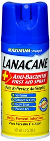 Lanacaine First Aid Antiseptic