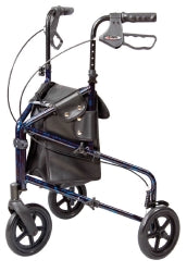 Carex® 3 Wheel Rollator