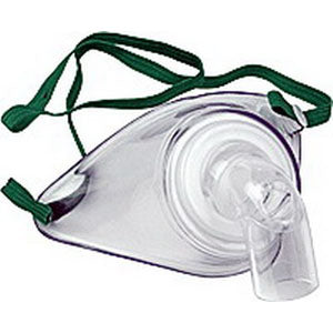 Trach Mask, Adult