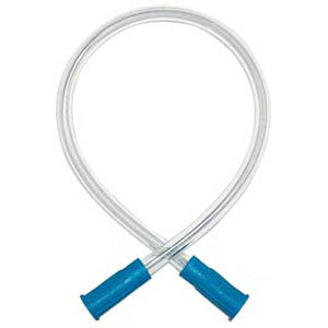Replacement Suction Tubing, Blue Tip, 10