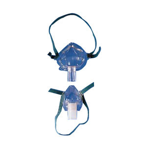 AirLife Adult Aerosol Mask with 5' Corrugated Tubing
