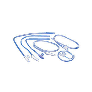 Suction Catheter with Safe-T-Vac Valve 12 fr