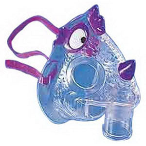 AirLife Pediatric Nic the Dragon Aerosol Mask