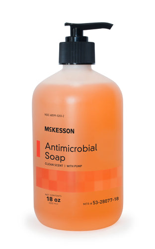 McKesson Antimicrobial Soap