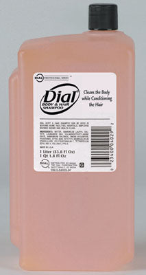 Dial® Shampoo and Body Wash