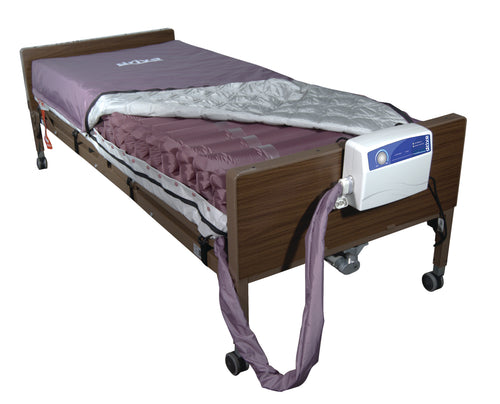 Drive Medical Med-Aire Alternating Pressure and Low Air Loss Mattress System