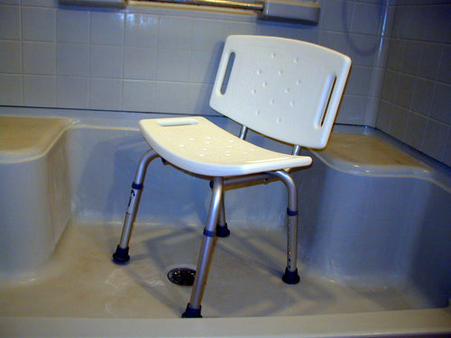 Sunmark® Shower Safety Bench