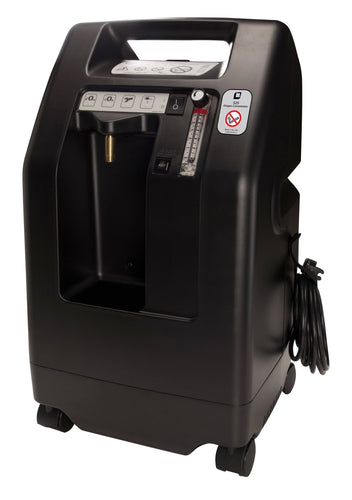 DeVilbiss 5 Liter Oxygen Concentrator Item # 525DS The Breathing Shop - The Breathing Shop