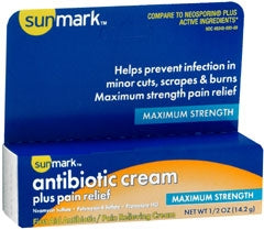 sunmark® Antibiotic Cream