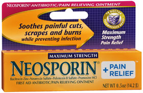 Neosporin® Antibotic Ointment Maximum Strength