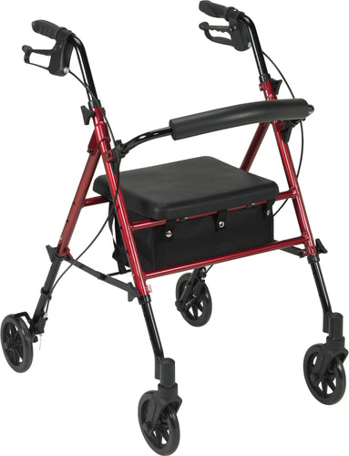 Drive Medical Adjustable Rollator