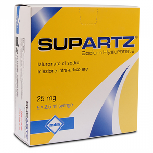 Supartz Kit (5x2.5ml)