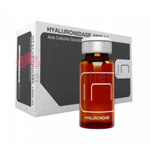 BCN Hyaluronidase 1500 UI 8070 (Box of 5 vials)