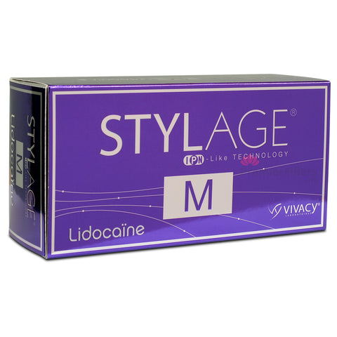 Vivacy Stylage M Lidocaine (2x1ml)