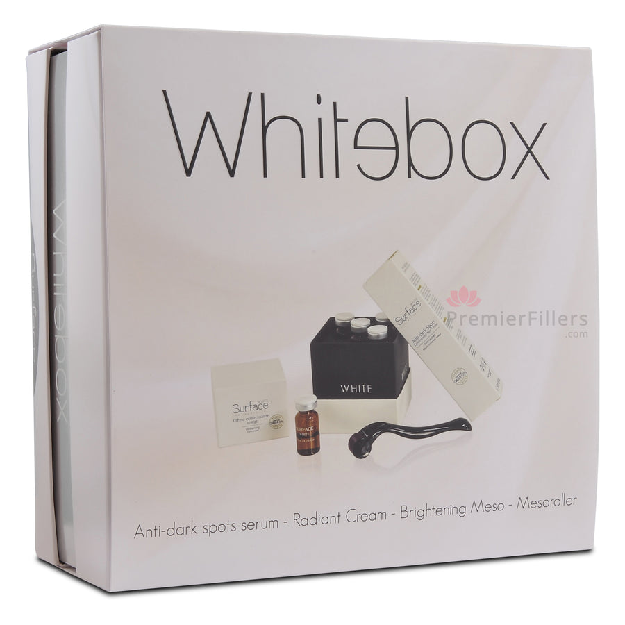 Surface Whitebox - 1 box 3 items (white+Cream+Serum)
