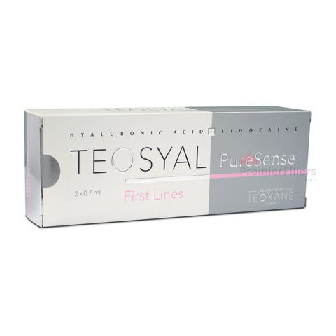 Teosyal First Lines Pure Sense (2x0.7ml)