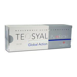 Teosyal 30G Global Action Pure Sense (2x1ml)