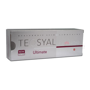Teosyal Ultimte Pure Sense (1x3ml)