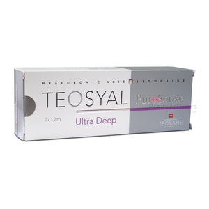Teosyal Ultra Deep Pure Sense (2x1.2ml)