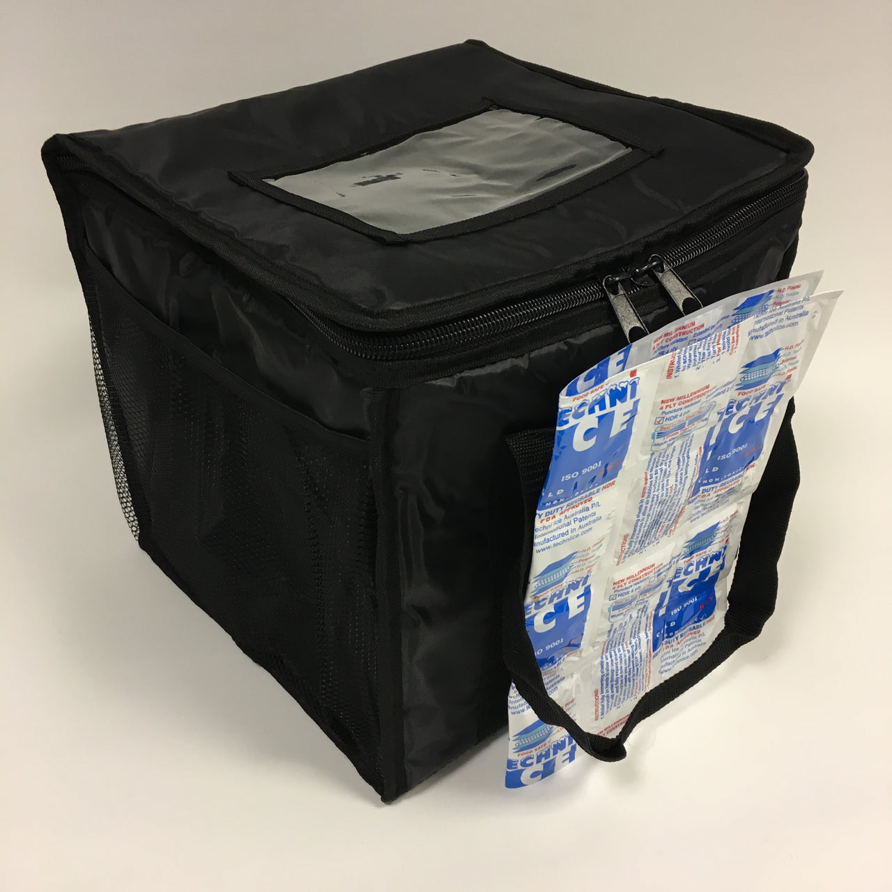 Delivery Bag with heat pad