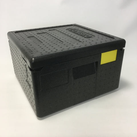 Cambro Vented Thermal 4 hour Insulated Delivery Box 21 litres & Catering Carrier Boxes EPPZ35175