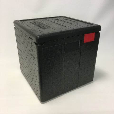 Cambro Vented Thermal 4 hour Insulated Delivery Box-Extra Large Catering Carrier Boxes EPPZ35330
